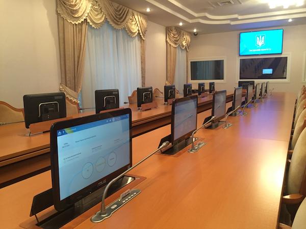 Система Patentem в Комітеті
